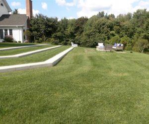 Burke Residence, Large Landscaped Yard, Landscape Design Western MA, Landscape Architecture Western MA, Landscape Construction Western MA