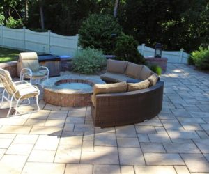 Outdoor Fire Pit With Seating, Outdoor Fire Pit Design, Outdoor Fire Pit Wilbraham MA, Outdoor Fire Pit Westfield MA