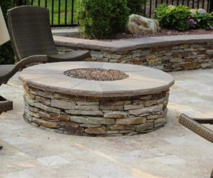 Outdoor Fire Pit, Outdoor Stone Fire Pit, Stone Fire Pit, Outdoor Fire Pit Design, Outdoor Fire Pit Designer Western MA
