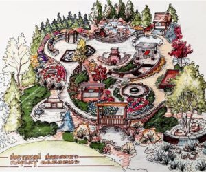 Commercial Landscape Drawings, Commercial Landscaping Springfield MA, Commercial Landscape Design West Springfield MA, Commercial Landscape Design Wilbraham MA