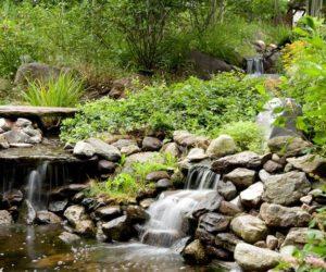 Koi Pond, Koi Ponds, Koi Pond Design, Rock Wall Design, Landscape Construction, Landscape Architect Springfield MA, Landscape Architect East Longmeadow MA