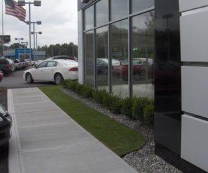 Balise Auto, Landscaping Design Longmeadow MA, Landscape Architecture Western MA, Landscape Construction Massachusetts, Commercial Landscape Design Western MA, Commercial Landscape Architecture