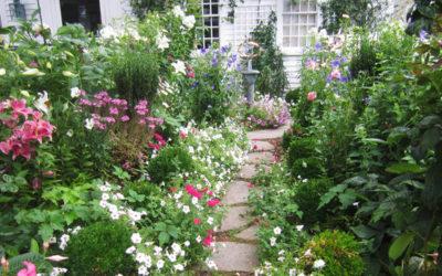 country style garden, garden design, garden installation, landscape architect Western MA, landscape designer, landscape construction