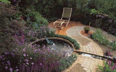 Feng Shui style garden, garden design, garden installation, landscape construction, landscape architect Springfield MA, landscape architect Western MA