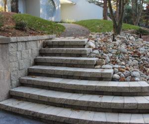 Wescott Residence, Residential Landscape Design, Stone Masonry, Stonework Western MA, Masonry Western MA